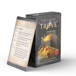 TREASURE TROVE -  CHALLENGE RATING 1-4 (ANGLAIS)
