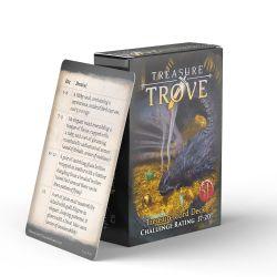 TREASURE TROVE -  CHALLENGE RATING 17-20 (ANGLAIS)