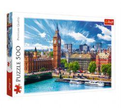 TREFL -  LONDRES ENSOLEILLÉ (500 PIÈCES)
