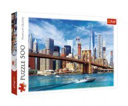 TREFL -  VUE DE NEW YORK (500 PIÈCES)