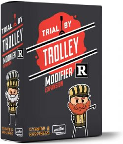 TRIAL BY TROLLEY -  R-RATED MODIFIER (ANGLAIS)