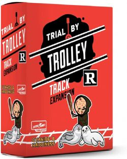 TRIAL BY TROLLEY -  R-RATED TRACK (ANGLAIS)