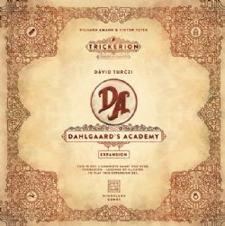 TRICKERION -  DAHLGAARD'S ACADEMY (ANGLAIS)