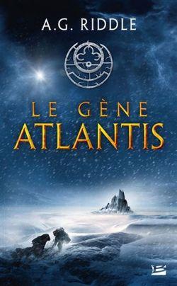 TRILOGIE ATLANTIS, LA -  LE GÈNE ATLANTIS 01