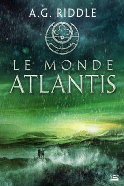 TRILOGIE ATLANTIS, LA -  LE MONDE ATLANTIS 03