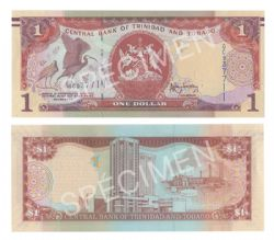 TRINITÉ-ET-TOBAGO -  1 DOLLAR 2006 (UNC)