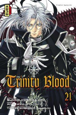 TRINITY BLOOD -  (V.F.) 21