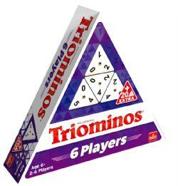TRIOMINOS -  CLASSIQUE 6 JOUEURS (MULTILINGUE)