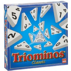 TRIOMINOS -  CLASSIQUE (MULTILINGUE)