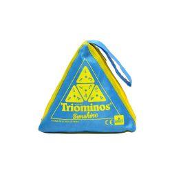 TRIOMINOS -  TRIOMINOS SUNSHINE BLEU (MULTILINGUE)