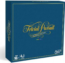 TRIVIAL PURSUIT -  CLASSIC EDITION (ANGLAIS)