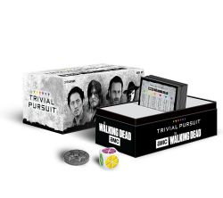 TRIVIAL PURSUIT -  TRIVIAL PURSUIT - THE WALKING DEAD ÉDITION (SÉRIE TÉLÉ)