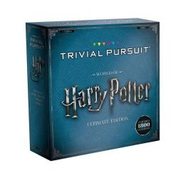 TRIVIAL PURSUIT -  WORLD OF HARRY POTTER : ULTIMATE EDITION (ANGLAIS)