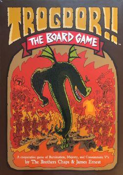 TROGDOR!! THE BOARD GAME -  JEU DE BASE (ANGLAIS)