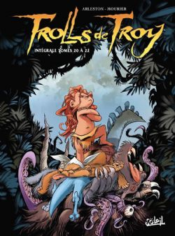 TROLLS DE TROY -  INTÉGRALE (TOMES 20 À 22)