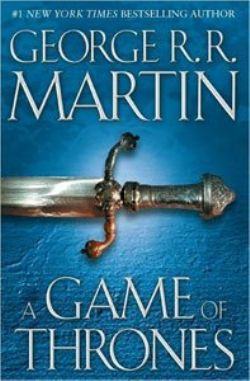 TRONE DE FER, LE -  PACK TOMES 1 À 5 - LIVRES USAGÉ -  SONG OF ICE AND FIRE, A