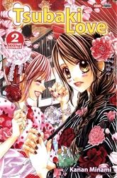 TSUBAKI LOVE -  INTÉGRALE VOLUME DOUBLE (TOME 03-04) 02