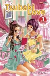 TSUBAKI LOVE -  INTÉGRALE VOLUME DOUBLE (TOME 05-06) 03