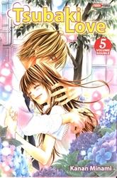 TSUBAKI LOVE -  INTÉGRALE VOLUME DOUBLE (TOME 09-10) 05