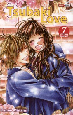 TSUBAKI LOVE -  INTÉGRALE VOLUME DOUBLE (TOME 13-14) 07