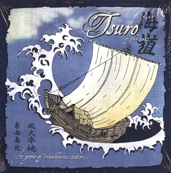 TSURO OF THE SEAS -  JEU DE BASE (MULTILINGUE)