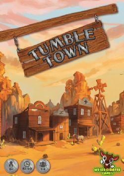 TUMBLE TOWN (ANGLAIS)