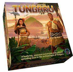 TUNGARU (ANGLAIS)