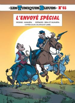 TUNIQUES BLEUES, LES -  L'ENVOYÉ SPÉCIAL 65