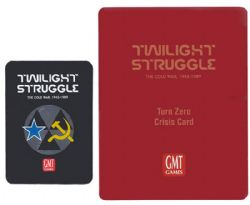 TWILIGHT STRUGGLE -  TURN ZERO (ANGLAIS)