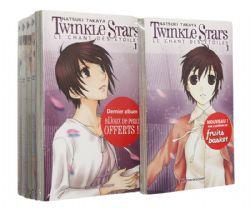 TWINKLE STARS -  MANGAS USAGÉS TOME 01 À 11 -  CHANT DES ÉTOILES, LE