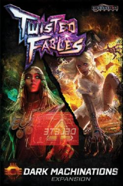 TWISTED FABLES -  DARK MACHINATIONS (ANGLAIS)