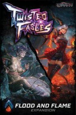 TWISTED FABLES -  FLOOD AND FLAME (ANGLAIS)
