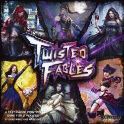 TWISTED FABLES -  JEU DE BASE (ANGLAIS)