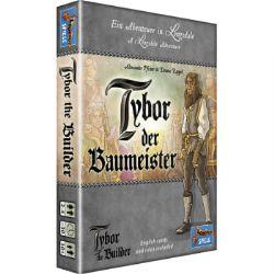 TYBOR THE BUILDER (ANGLAIS)