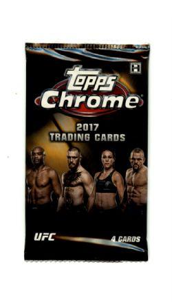UFC 2017 -  TOPPS CHROME UFC (P4/B24)