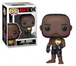 UFC -  FIGURINE POP! EN VINYLE DE JON JONES (10 CM) 10
