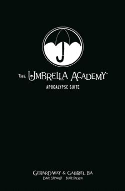 UMBRELLA ACADEMY -  APOCALYPSE SUITE HC (LIBRARY EDITION) 01