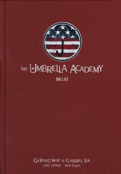 UMBRELLA ACADEMY -  DALLAS HC (LIBRARY EDITION) 02