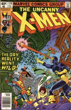 UNCANNY X-MEN -  UNCANNY X-MEN (1979) - VERY FINE (-) - 7.5 128