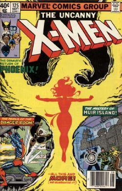 UNCANNY X-MEN -  UNCANNY X-MEN (1979) - VERY FINE - 8.0 125