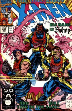 UNCANNY X-MEN -  UNCANNY X-MEN (1991) - VERY FINE - 8.0 282