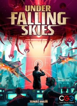 UNDER FALLING SKIES (ANGLAIS)