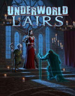UNDERWORLD LAIRS (ANGLAIS) 5E