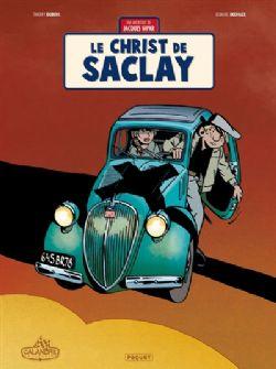 UNE AVENTURE DE JACQUES GIPAR -  LE CHRIST DE SACLAY 09