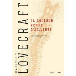 UNIVERS DE LOVECRAFT -  LA COULEUR VENUE D'AILLEURS (FORMAT DE POCHE)