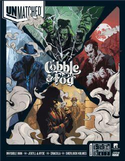 UNMATCHED -  COBBLE & FOG (ANGLAIS)