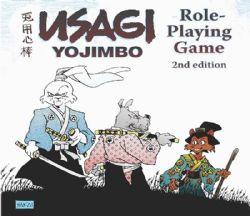 USAGI YOJIMBO ROLE PLAYING GAME -  SECOND EDITION