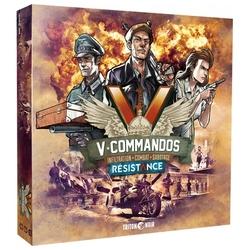 V-COMMANDOS -  V-COMMANDOS - RÉSISTANCE (MULTILINGUE)