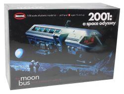 VAISSEAU SPATIAL -  2001 : MOON BUS 1/55 (NIVEAU 3)