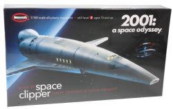 VAISSEAU SPATIAL -  2001 : ORION III SPACE CLIPPER 1/160  (NIVEAU 3)